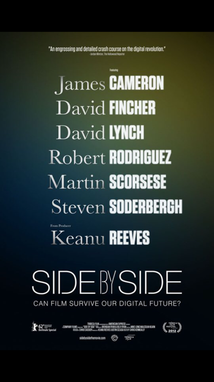 Side by Side Movie Poster