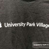 Apple Store: University Park Village